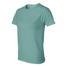 Pigment-Dyed Ringspun Women's Short Sleeve T-Shirt