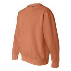 Garment Dyed Ringspun Crewneck Sweatshirt