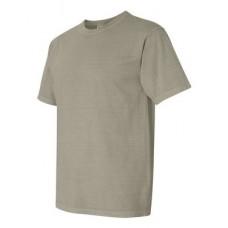 Garment Dyed Heavyweight Ringspun Short Sleeve Shirt