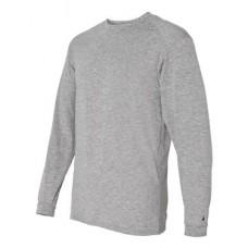 B-Tech Cotton-Feel Long Sleeve T-Shirt