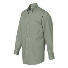 Long Sleeve Baby Twill Shirt