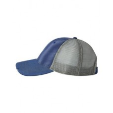 Dirty-Washed Mesh Cap