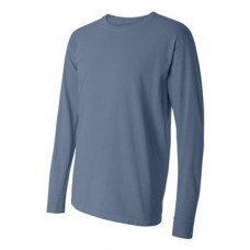 Garment Dyed Heavyweight Ringspun Long Sleeve T-Shirt