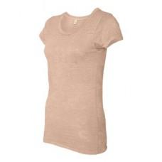 Women's Burnout Perfect Fit Crewneck T-Shirt