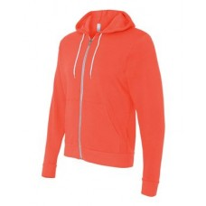 Unisex Full-Zip Hooded Sweatshirt