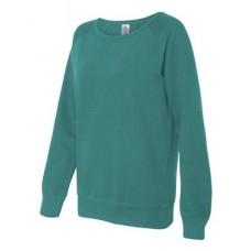 Junior's Lightweight Crewneck Sweatshirt
