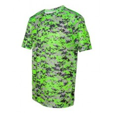 Digital Camo Short Sleeve T-Shirt