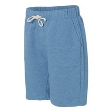 Eco Mock Twist French Terry Relaxed Short