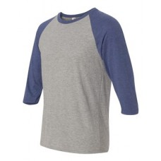 Triblend Raglan Sleeve T-Shirt