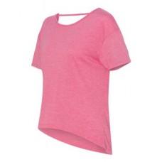 Women's Mélange Burnout The Pony T-Shirt