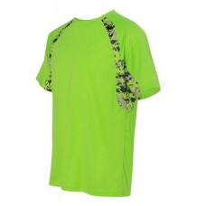 Digital Camo Hook T-Shirt