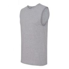 Dri-Power® Active Sleeveless 50/50 T-Shirt