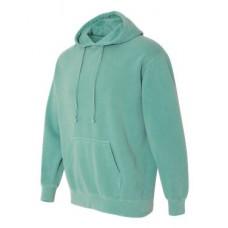 Garment Dyed Hooded Pullover Sweatshirt