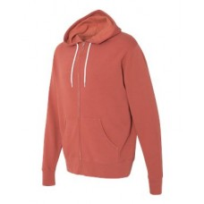 Unisex Hooded Full-Zip Sweatshirt