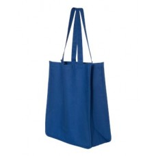 27.3L Gusseted Jumbo Canvas Shopper