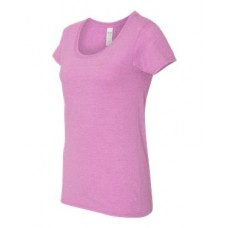 Softstyle Women's Deep Scoopneck T-Shirt