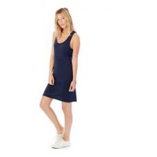 Effortless Cotton Modal Tank Dress