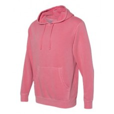 Heavyweight Pigment Dyed Hooded Sweatshirt