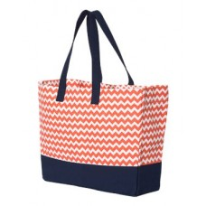 Full-Pattern Beach Tote
