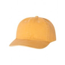 Pigment Dyed Cotton Twill Cap
