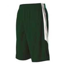 Adult Single Ply Reversible Basketball Shorts