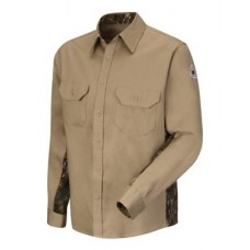 Camo Uniform Shirt - EXCEL FR® ComforTouch® - 6 oz.