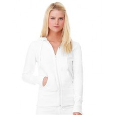 Ladies' French Terry Stretch Lounge Jacket