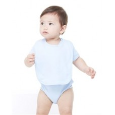 Infant Baby Rib Reversible Bib