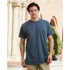 Garment Dyed Lightweight Ringspun Short Sleeve T-Shirt