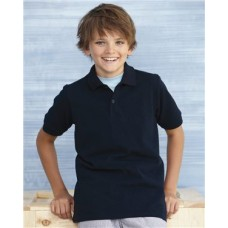 DryBlend Youth Pique Sport Shirt