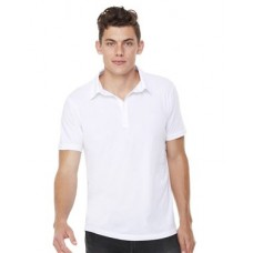 Five-Button Jersey Sport Shirt