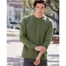 Garment Dyed Heavyweight Ringspun Long Sleeve T-Shirt
