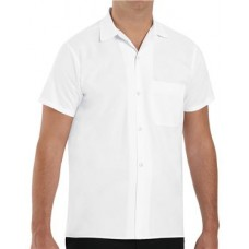 Button-Front Cook Shirt