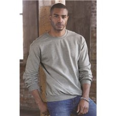 Combed Ringspun Fashion Crewneck Sweatshirt