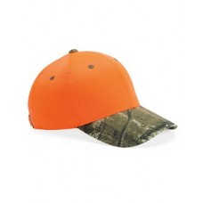 Blaze Cap with Camo Visor