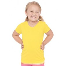 Girls' Premium Jersey The Adorable V