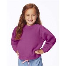 Garment Dyed Youth Crewneck Sweatshirt
