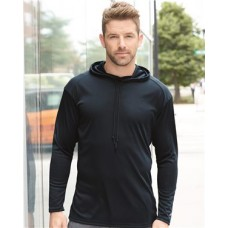 B-Core Long Sleeve Hooded T-Shirt
