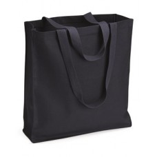 13.7L Gusseted Canvas Shopper
