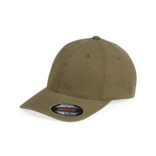 Garment-Washed Cap