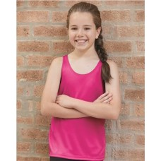 B-Core Girls' Racerback Tank Top