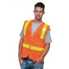 ANSI Solid Surveyor's Vest Class 2