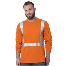 50/50 Hi-Visibility Pocket Long Sleeve Tee