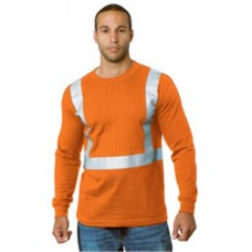 50/50 Hi-Visibility Long Sleeve Tee