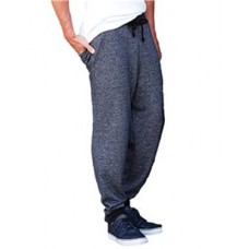 Denim Fleece Jogger