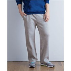Sofspun® Pocketed Open Bottom Sweatpants