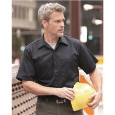 Short Sleeve Uniform Shirt Tall Sizes