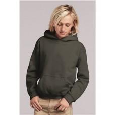 Heavy Blend Youth Hooded Sweatshirt