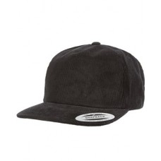 Premium Corduroy Snapback Cap