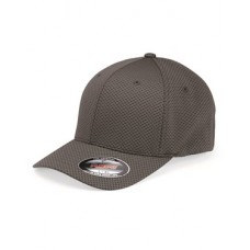 3D Hexagon Stretch Jersey Cap